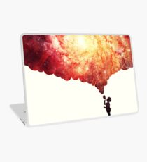 The universe in a soap-bubble! Laptop Skin