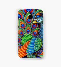 Paisley Peacock Samsung Galaxy Case/Skin