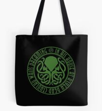 Cthulhu - Lovecraft Tote bag