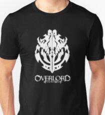 Overlord Anime - Guild Emblem - Ainz Ooal Gown. Unisex T-Shirt
