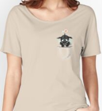 Changelings need love too Women's Relaxed Fit T-Shirt