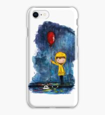 Poor Georgie iPhone Case/Skin