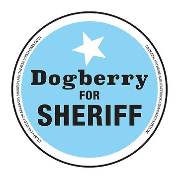 The Arkshakes Collection: Dogberry for Sheriff by katkuo