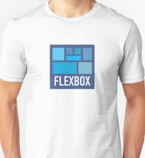 CSS Flexbox T-Shirt