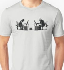 First Person Shooter Unisex T-Shirt