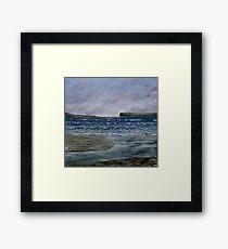 Kilkee Beach, County Clare Framed Print