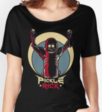 pickle rick Women's Relaxed Fit T-Shirt