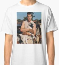 Tom Brady the GOAT Classic T-Shirt