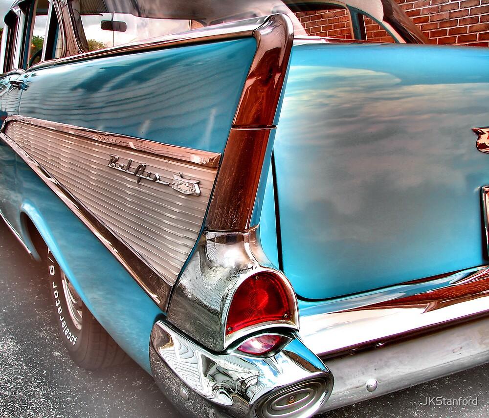 1957 Chevrolet Bel Air by JKStanford
