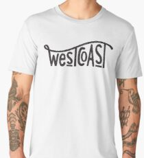 WEST COAST Men's Premium T-Shirt