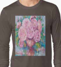 Pink Dreamy Roses  T-Shirt