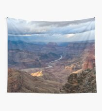 Grand canyon flight Wall Tapestry