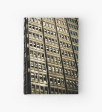 Financial district Hardcover Journal