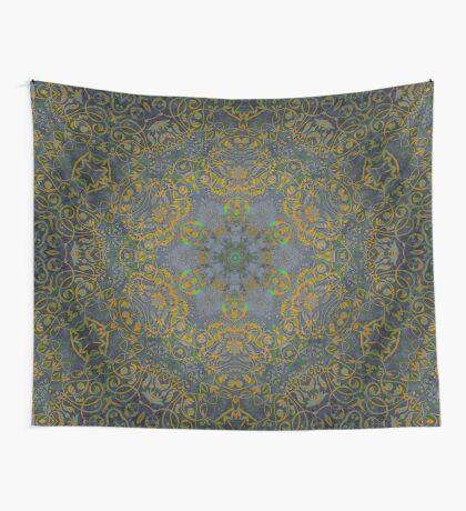 magic mandala 35 #mandala #magic #decor Wall Tapestry