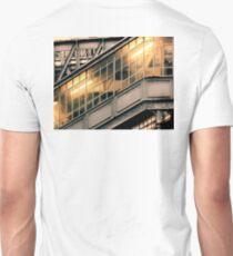 Paris Metro Station Exit/Sortie T-Shirt