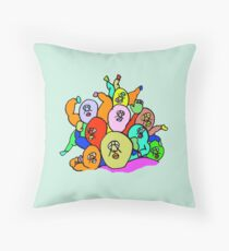 FALL IN  Throw Pillow