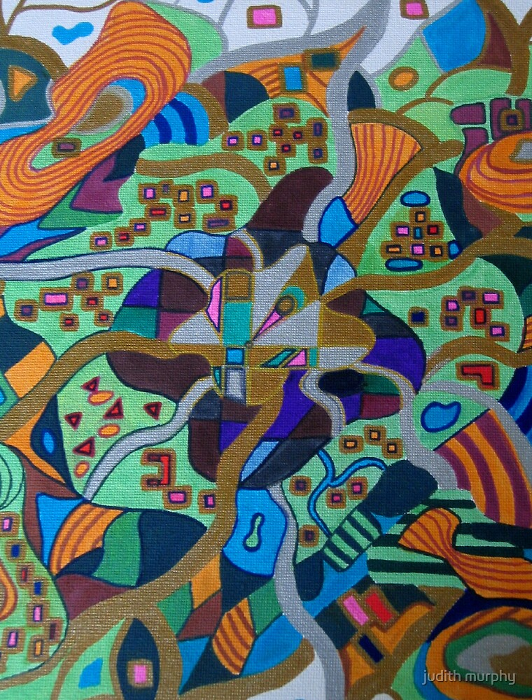Chicago School of Urbanisation by judith murphy