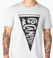Go Camping Men's Premium T-Shirt