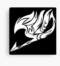 Fairy Tail Guild Canvas Print