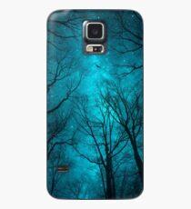 Sterne können nicht ohne Dunkelheit leuchten Hülle & Klebefolie für Samsung Galaxy