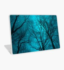 Stars Can't Shine Without Darkness Laptop Skin
