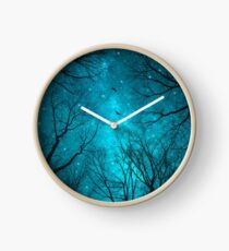 Stars Can't Shine Without Darkness Clock