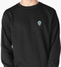 Holographischer schmelzender smiley Sweatshirt