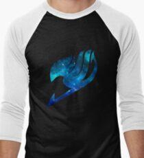 Fairy Tail Space Guildmark Men's Baseball ¾ T-Shirt