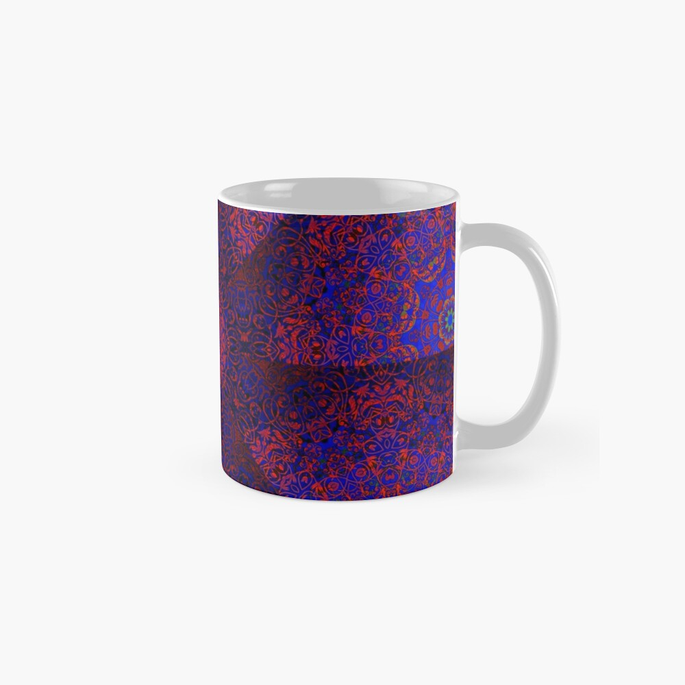 magic mandala 37 #mandala #magic #decor Standard Mug
