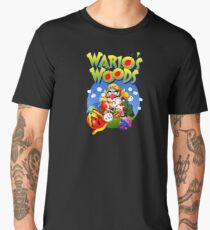 Wario's Woods Men's Premium T-Shirt