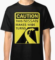 Drift Angle Classic T-Shirt
