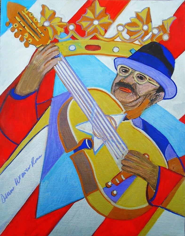 Puerto Rican Cuatro: Ten Strings by Denise Weaver Ross