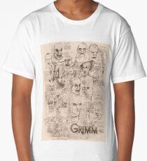 Grimm - Wesen Long T-Shirt
