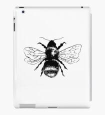 Bumble Bee Illustration iPad Case/Skin