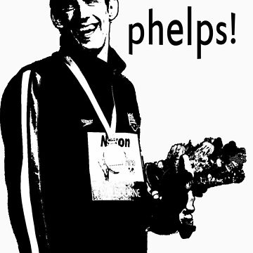 Michael Phelps by omglindsay