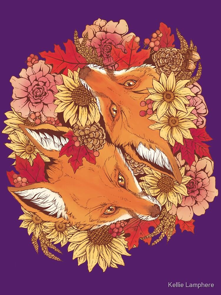 Autumn Fox Bloom de plaguedog