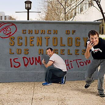 Matt and Trey hang it on Scientology.... by atomikboy