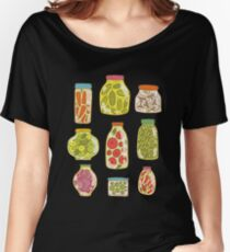 Autumn pickled vegetables Women's Relaxed Fit T-Shirt