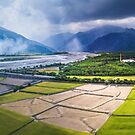 Taitung mountains by grorr76