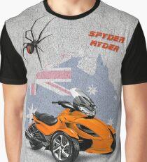 Spyder Ryder Graphic T-Shirt