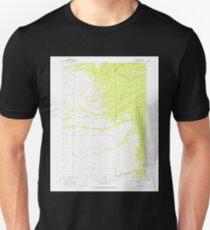 USGS TOPO Map Idaho ID Clawson 235704 1965 24000 Unisex T-Shirt