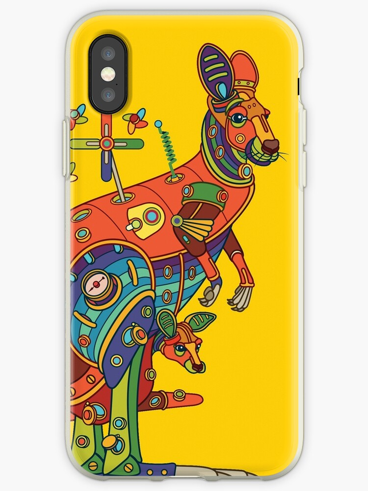 Kangaroo, from the AlphaPod collection by alphapod