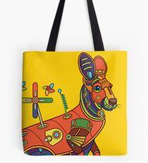 Kangaroo, from the AlphaPod collection Tote Bag
