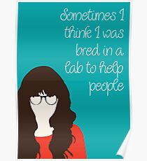 Jessica Day Poster