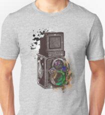 Photography Vintage Retro Rolleiflex T-Shirt
