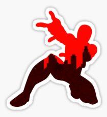 Peter 2 Sticker