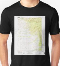 USGS TOPO Map Idaho ID Clawson 235706 1965 24000 Unisex T-Shirt