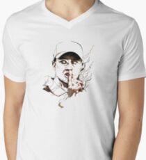 Tiger Woods Men's V-Neck T-Shirt