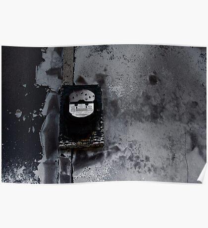 Burnt Meter Poster