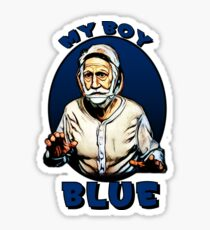 My Boy  Blue Sticker